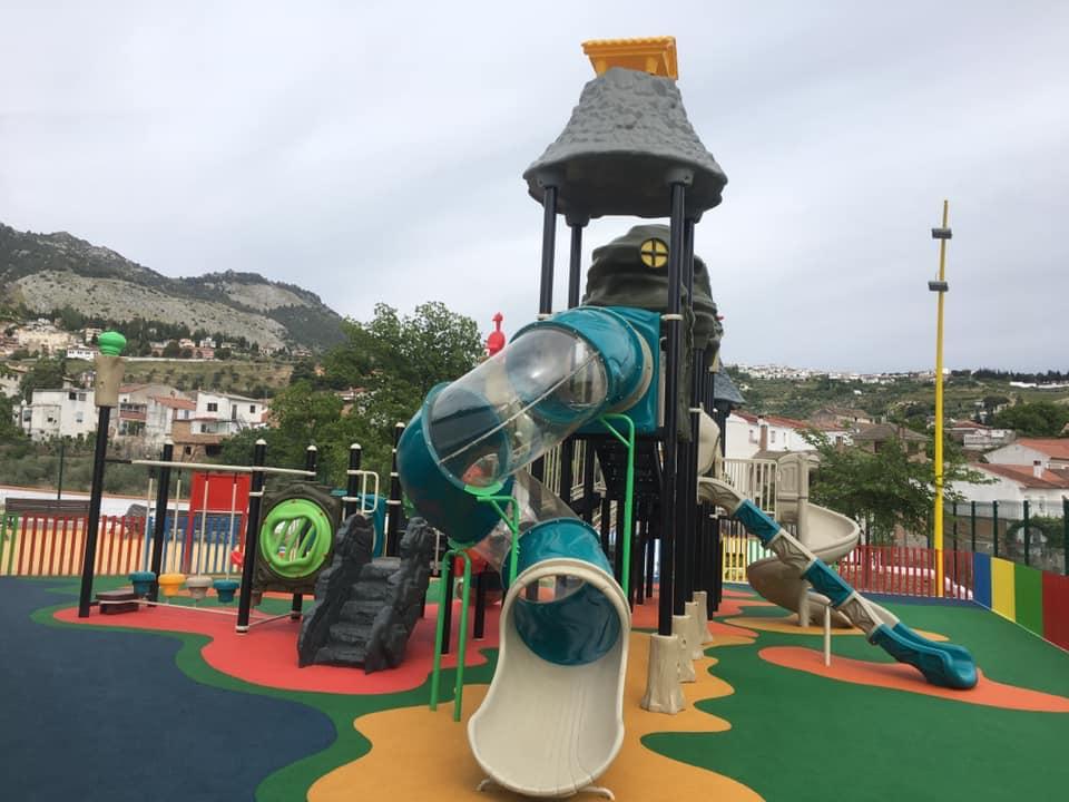 Parque infantil Alfaguara